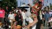 Terpesona parade akbar tari joged Buleleng