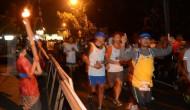 Lombok Marathon diundur 2018 akibat abu Gn Agung