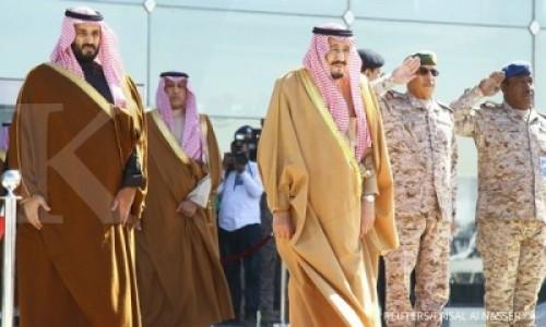 Kehebohan kunjungan Raja Arab Saudi Salman