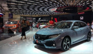 Mobil Honda terjual 186.859 unit di sepanjang 2017