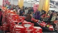 Heboh! Nike Bazaar di Grand Indonesia rusuh