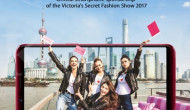 OPPO mensponsori Victoria Secret Fashion Show
