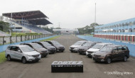 Pabrikan otomotif mulai memamerkan mobil baru