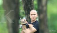 Menadah cuan dari kucing eksotis ala Fardhan Khan