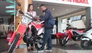 Honda jual 4,38 juta unit sepeda motor tahun 2017